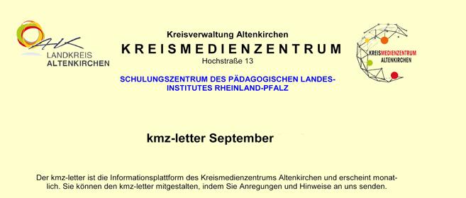 kmz-letter Kopfzeile