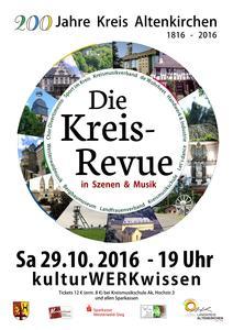 Plakat Kreis-Revue