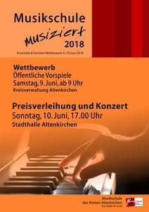 Externer Link: Plakat Wettbewerb 2018
