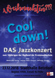 Konzert Big Band 23.12