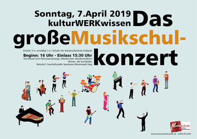 Musikschulkonzert 2019