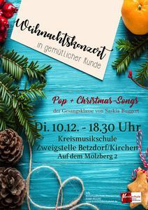 Weihnachtskonzert 2019 Be