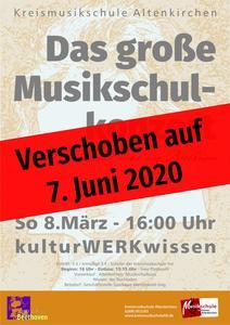 Musikschulkonzert 2020
