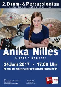 Plakat Nilles Drummertag